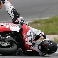 Superbike: Schumi apprend le métier