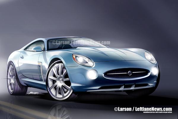 Future Jaguar XE : pas une supercar mais une concurrente des Z4, Boxster et SLK