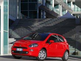 Fiat stoppe la production de la Punto pour trois mois