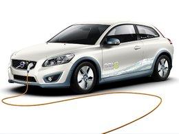 Des Volvo C30 électriques testées en Suède dès cet automne