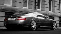 Project Kahn habille l'Aston Martin DB9