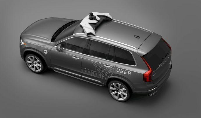 L'Arizona interdit à Uber de poursuivre ses tests à la suite de l'accident mortel