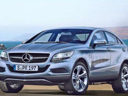Mercedes : bientôt un concurrent pour les BMW X4 / X6 ?