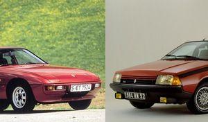 Porsche 924vs Renault Fuego Turbo: les coupés à bulles s'affrontent, dès 6000€