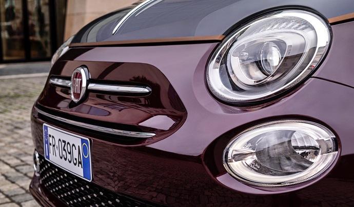 Future Fiat 500: des portes antagonistes à l'arrière