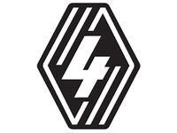 """Renault aurait déposé le logo """"4"""""""