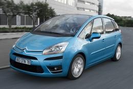Le Citroën C4 Picasso au rappel : soucis de freinage, d'admission, et de toit panoramique.