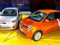 Fiat 500 e vs Renault Twingo Z.E. : les petites branchées - Salon Caradisiac Electrique/hybride 2021