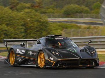 Ring Folies : 6'47'' pour  la Pagani Zonda R qui défait la Ferrari 599XX
