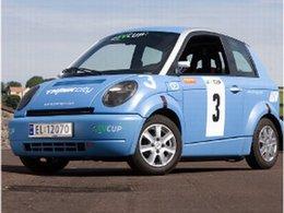 La Think City EV Cup Edition, une version destinée au sport auto écolo
