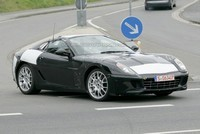 Future Ferrari Dino ou Maserati Ghibli ???