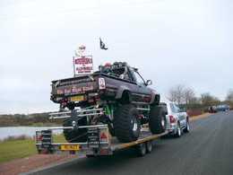 Changement du code de la route : les pistards vont pouvoir tracter plus lourd !