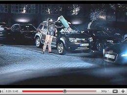 [vidéo pub] Dacia Duster, les riches le détestent