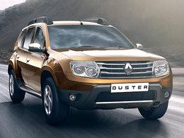 Le Renault Duster est un hit en Inde