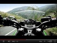 Kawasaki Er-6n et Er-6f 2012 : Quatre vidéos sinon rien !