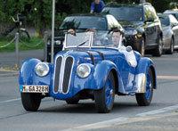 Rétromobile 2009 : le nouveau BMW Z4 face à ses ancêtres
