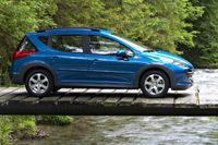 Peugeot 207 SW Outdoor: les photos