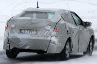 Future Renault Fluence: la nouvelle Mégane classique?