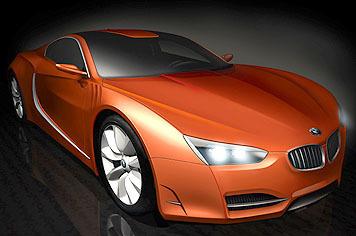 "BMW Z10 ED, la prochaine ""green supercar"" de Munich"