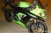 Actualité moto - Kawasaki: Voici la nouvelle ZX6-R !