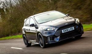 Mountune dévoile une Ford Focus RS de 520 ch