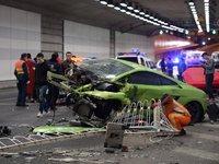 Crash : une Lamborghini percute une Ferrari à la sortie du film Fast & Furious 7 en Chine