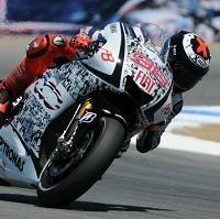 Moto GP - Laguna Seca D.1: Lorenzo pense à son style