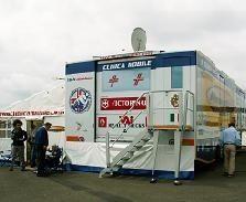 La clinique Mobile du Docteur Costa
