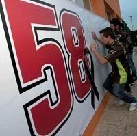 Moto GP - Valence: Loris Capirossi roulera avec le 58