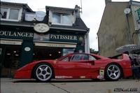 Photo du jour : Ferrari F40 LM
