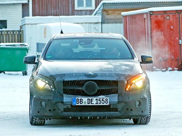 Mercedes ouvrira les commandes de la Classe A restylée en juillet