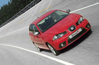 Seat Ibiza : léger restylage