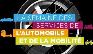 C'est la semaine des services de l'automobile et de la mobilité ouverte