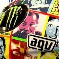 Moto GP - Laguna Seca: Rossi n'a pas peur de présenter un nouveau casque