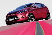 Ford Verve: les infos, les photos HD et la vidéo