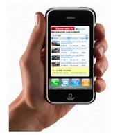 Le site Internet de la Centrale lance sa version pour téléphones mobiles !