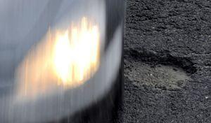 Alerte sur l'état des routes en France