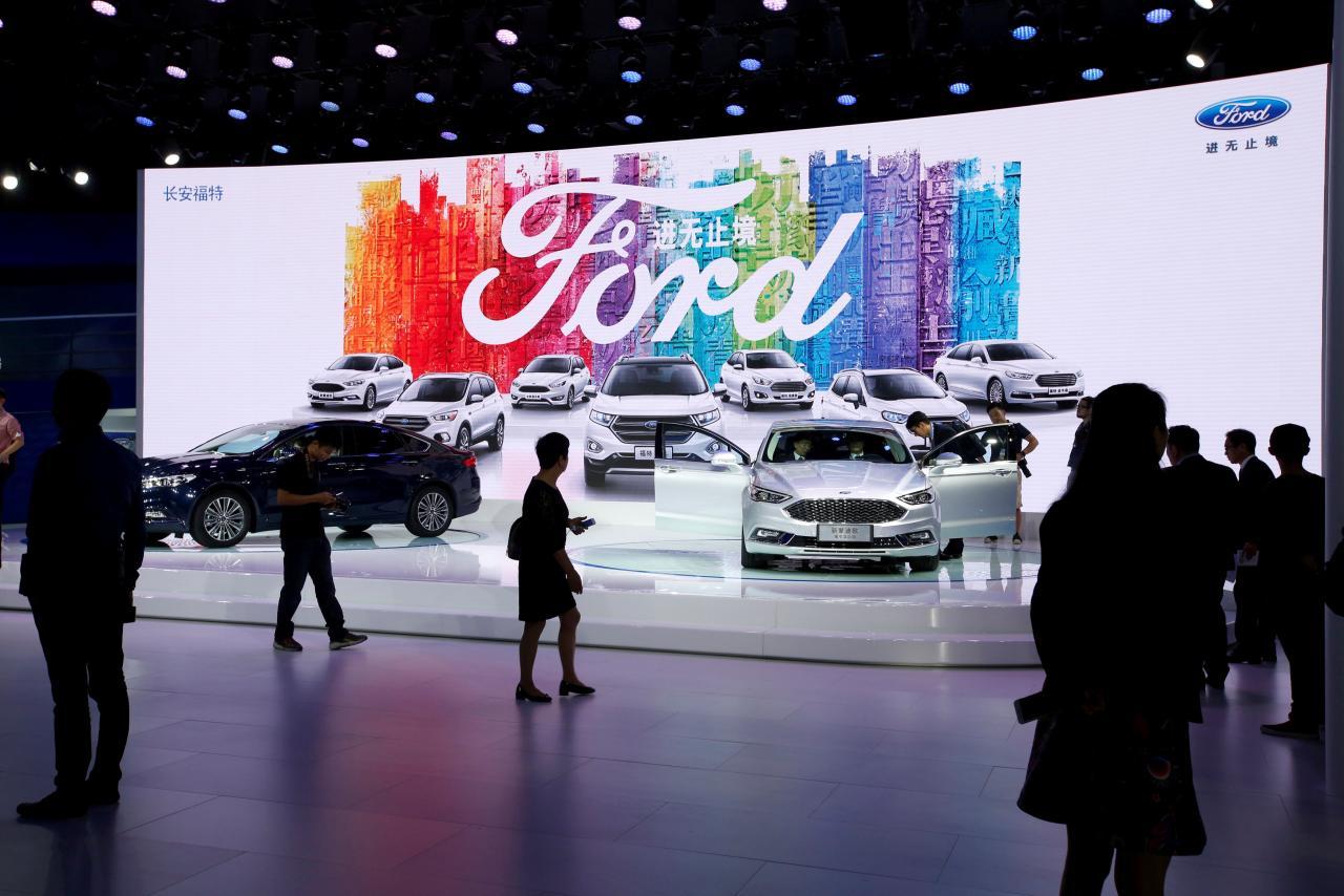 Alibaba et Ford lancent leur distributeur automatique de voitures