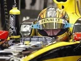 Kubica : Pas de courses cette année
