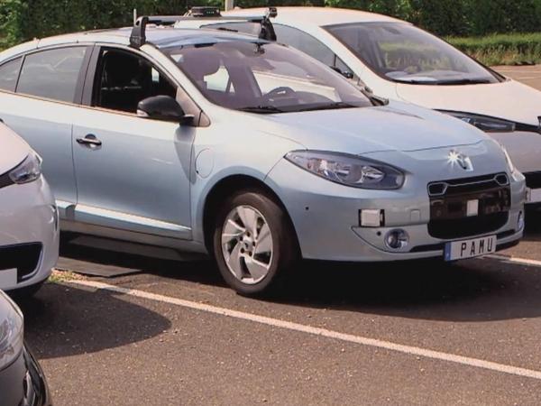 Renault travaille aussi sur la voiture autonome