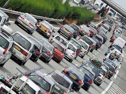 Les embouteillages coûtent 5.9 milliards d'euros à la France chaque année