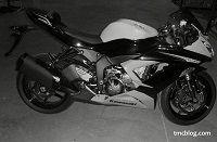 Actulaité moto - Kawasaki: Après les photos sous le manteau voici les vidéos !