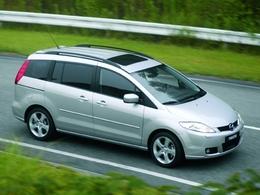Nos confrères d'Auto Bild ont torturé un Mazda 5. Résultat concluant…