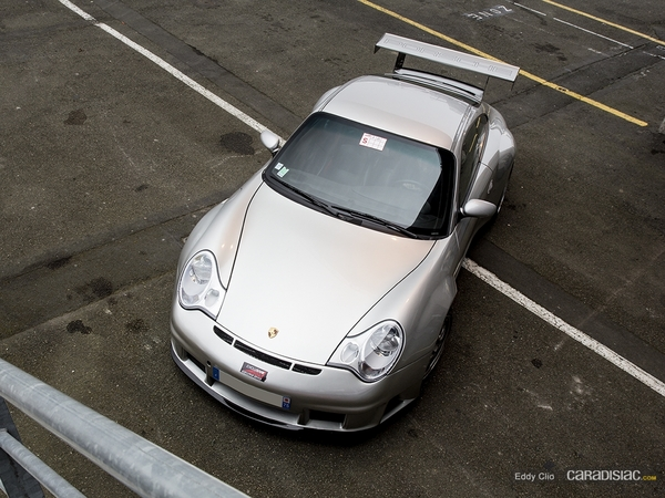 "Photos du jour : Porsche 911 996 GT3 ""RSR"" (Exclusive Drive)"