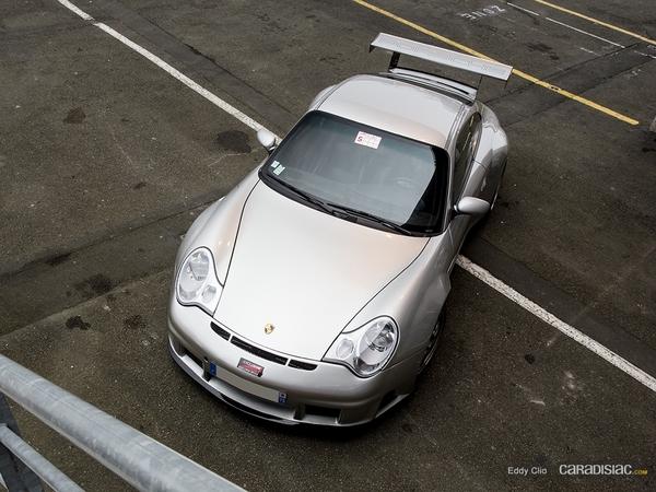 """Photos du jour : Porsche 911 996 GT3 """"RSR"""" (Exclusive Drive)"""