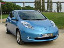 Carlos Ghosn veut vendre 50 000 Nissan Leaf par an aux États-Unis