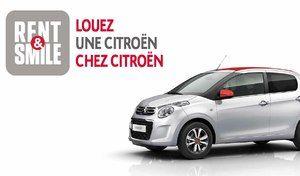 Citroën se lance dans la location courte durée