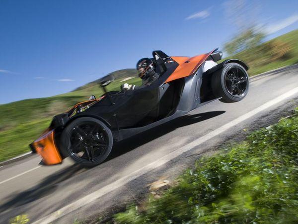 KTM: des X-Bow R et X-Bow T enfin en  approche
