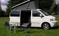 Volkswagen California No Limit: camping car de luxe