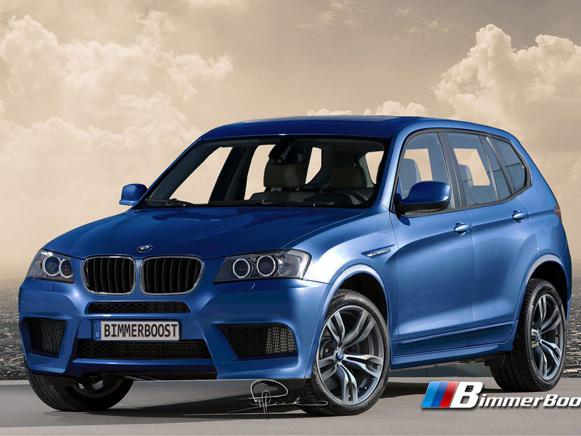 Futur BMW X3M : prêt pour 2012